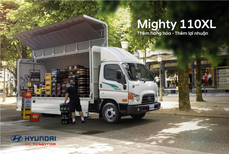 NEW MIGHTY 110XL